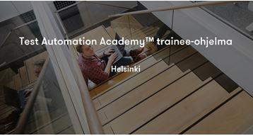 Test Automation Academy_Helsinki
