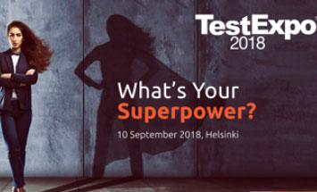 TestExpo 2018