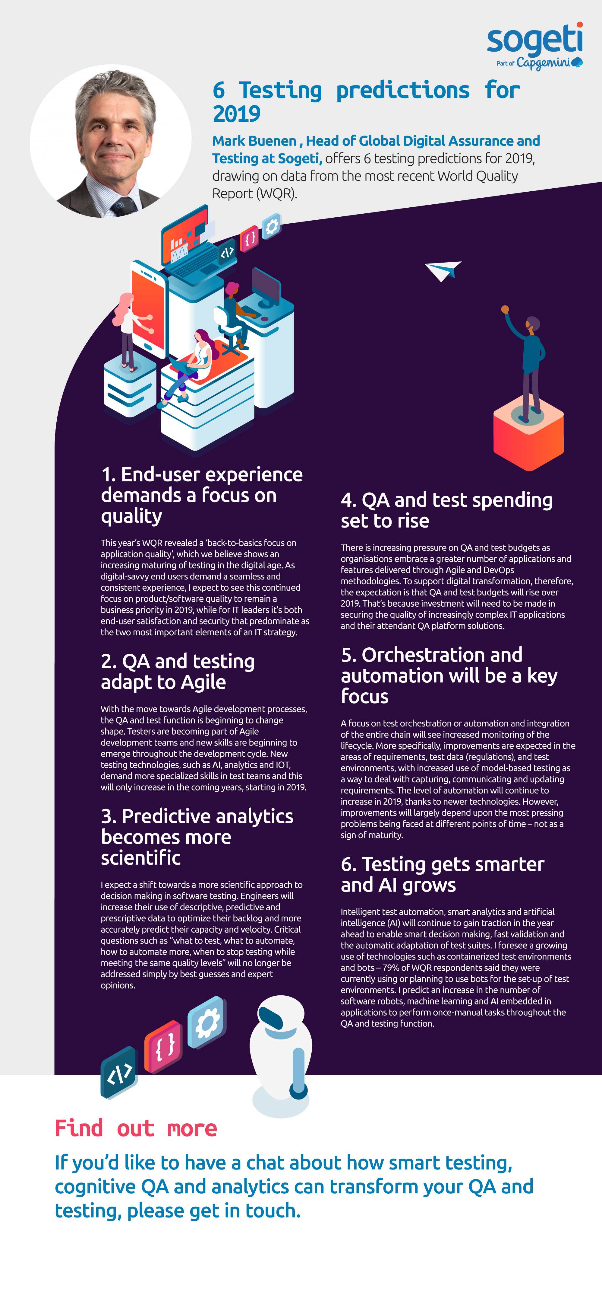 6 Testing predictions for 2019