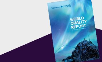World Quality Report 2021-22